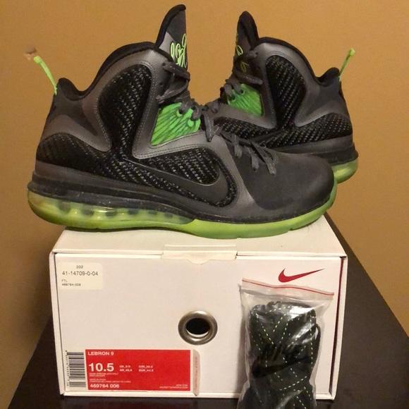 Nike Shoes   Lebron 9 Dunkman Size 5
